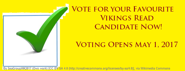 Vote now for your favourite candidate! The first 50 voters receive a prize! https://www.surveymonkey.com/r/92WCQS7