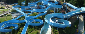 cultus lake waterslides