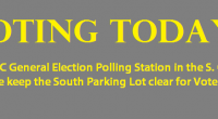 Today is the 2017 BC General Election General Voting Day. Elections BC is running a polling station in the South Gym from 8am-8pm.  We ask all staff and parents to keep […]