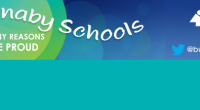 As of February 1, 2018 all Burnaby School District (41) related online addresses have been changed from sd41.bc.ca to burnabyschools.ca This affects all websites district-hosted blogs email addresses Office 365 […]