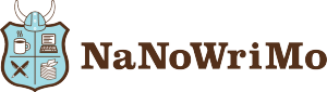NaNoWriMo logo. Image courtesy of National Novel Writing Month.