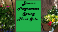 Orders due Tuesday April 23, 2019.  Pick-up Thursday May 9, 2019. Download the Order Form: Drama Fundraiser Spring Plants from LIttle Mountain Greenhouse  Return forms (with payment) to The Office (114–attention […]