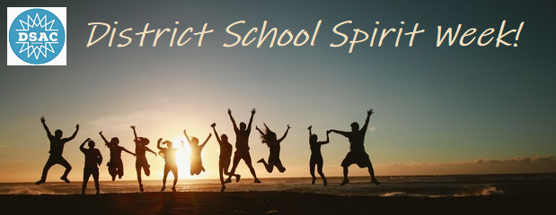 DSAC (District Student Advisory Council) is organizing a District Wide Spirit Week from March 8-12th! The goal of this event is to connect students across the district and build school […]